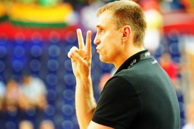 R.Kemzūros treniruojama Krasnodaro ekipa – lyderė