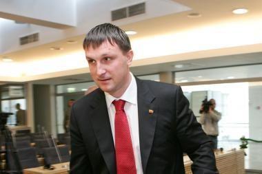 A.Sacharukas: Seime ir toliau balsuojama už kitus