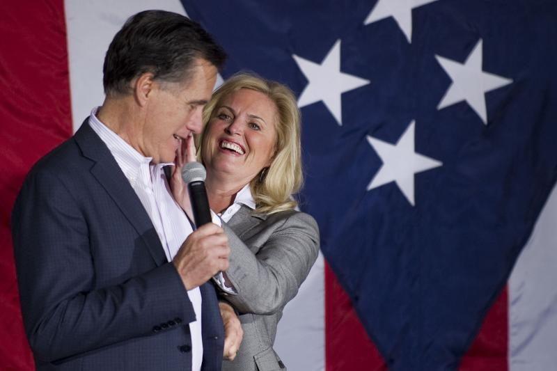 """Rinkimų """"superantradienis"""": M.Romney sieks įtvirtinti savo pozicijas"""