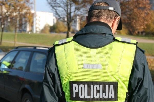 Policija tikrins, ar vairuotojai blaivūs ir neapsvaigę nuo narkotikų