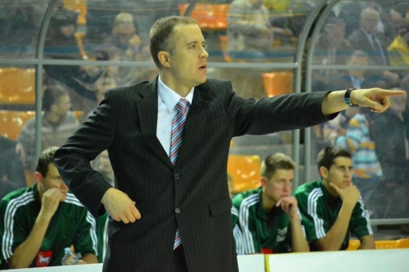 """""""LSU-Baltų"""" treneris D.Dikčius: """" Svarbiausią užduotį atlikome"""""""