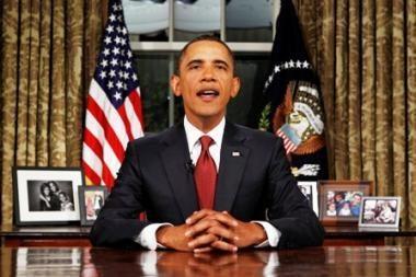 B.Obama: Artimuosiuose Rytuose taiką pasiekti tebetrukdo