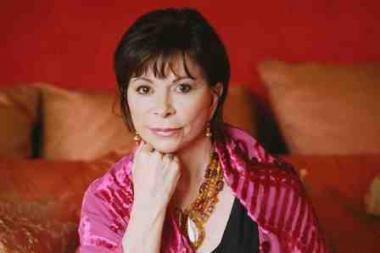 Rudenį Vilniuje viešės pasaulinio garso rašytoja Isabel Allende