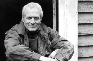 Mirė legendinė kino žvaigždė Paulas Newmanas