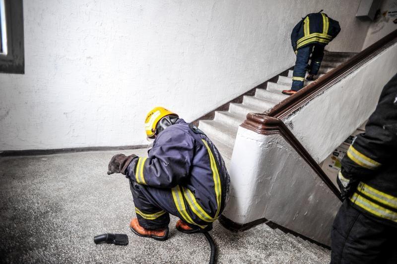 Kauno biuro patalpose išpiltas pavojingas gyvsidabris