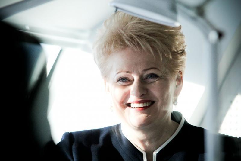 A. Butkevičius ir D. Grybauskaitė - populiariausių politikų viršūnėje