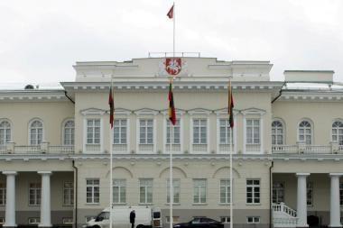 """Prezidentūros pastatus prižiūrės """"City Service"""""""