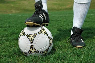 Futbolo aikštynų projektas Vilniuje - valstybinės svarbos