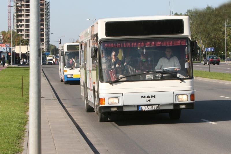 Klaipėdoje keleivinio transporto pertvarka bus patogesnė ir pigesnė
