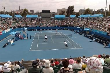 Australijos teniso čempionate - pusfinaliai