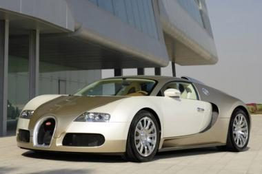 """""""Bugatti Veyron"""" - dar daugiau galios"""