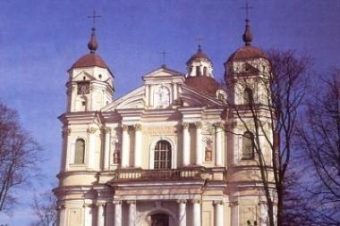Vilniaus bažnyčia prašo teismo įteisinti nelegalius statinius
