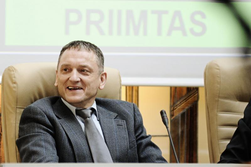 S. Buškevičius privertė iškelti drausminę bylą trims teisėjams