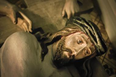 Dėl spektaklio su Kristaus veidu Vilniuje vyks protesto akcijos