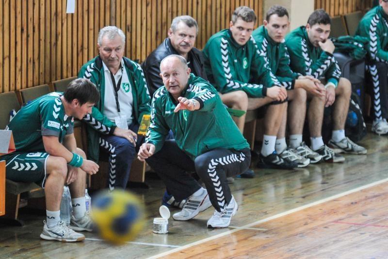 Granitiečių nesustabdė net Lietuvos čempionai