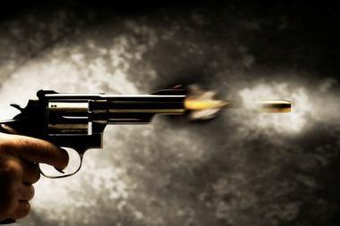 Bėglį sustabdė 19 kulkų