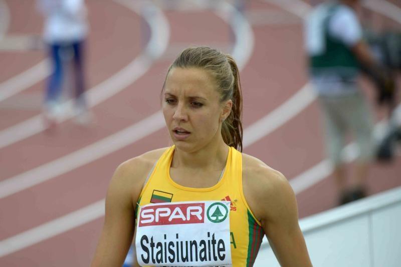 E.Staišiūnaitė olimpiadoje užėmė 34-ą vietą