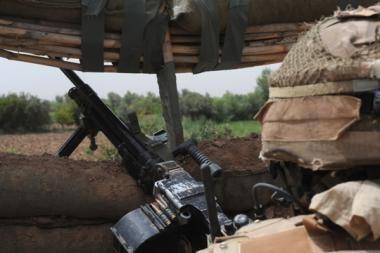 Misija Afganistane kitąmet Lietuvai gali kainuoti per 60 mln. litų