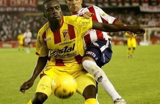 Kolumbijos taurėje – žudantis dūris paskutinę mačo minutę