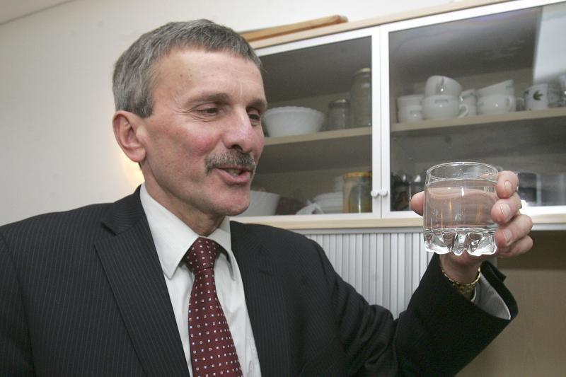 "V.Burokas lieka vadovauti ""Kauno vandenims"""
