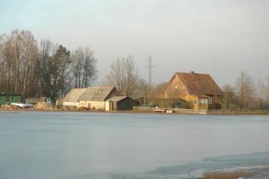 Aplankyti potvynio zonoje gyvenantys žmonės