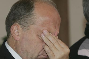 TS-LKD sąskrydyje A.Kubilius sulaukė V.Landsbergio kritikos