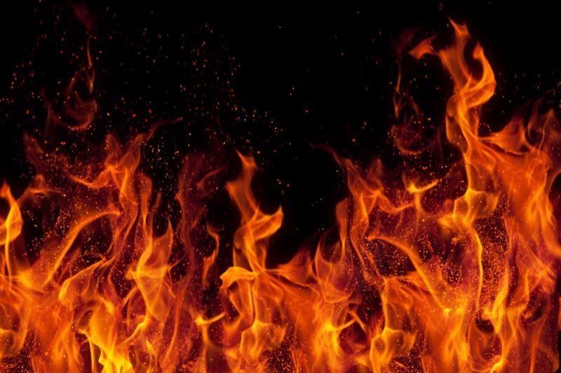 Pasvalio ligoninėje mirė per gaisrą bute smalkėmis apsinuodijęs vyras