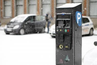 Kaune - neteisėtos rinkliavos už automobilių stovėjimą