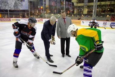 Ledo ritulininkai pradėjo Lietuvos čempionatą