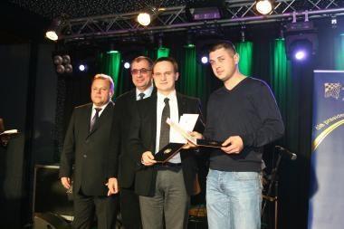 Apdovanoti geriausi Lietuvos lenktynininkai