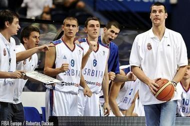 Pusfinalyje Lietuvos jauniai susitiks su Serbijos komanda