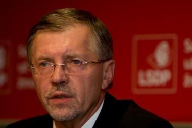G.Kirkilas prognozuoja greitą koalicijos žlugimą