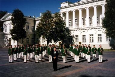"""57-ojo sezono atidarymo koncertus """"Trimitas"""" dovanos vilniečiams"""