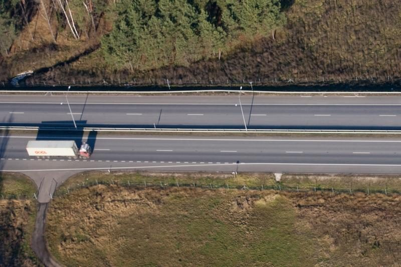 Automagistralei Kaunas-Klaipėda sukanka 25-eri metai
