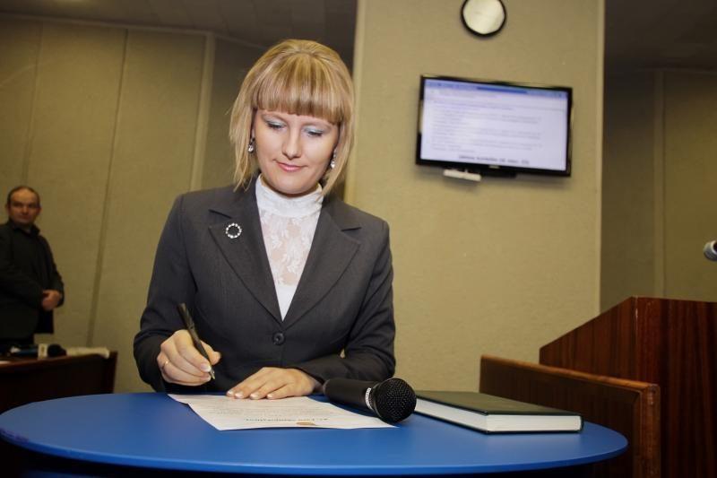 Klaipėdos miesto taryboje padaugėjo moterų
