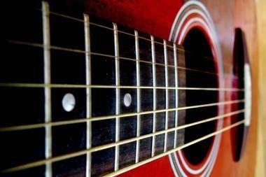 JAM studijoje - gitaristų konkursas