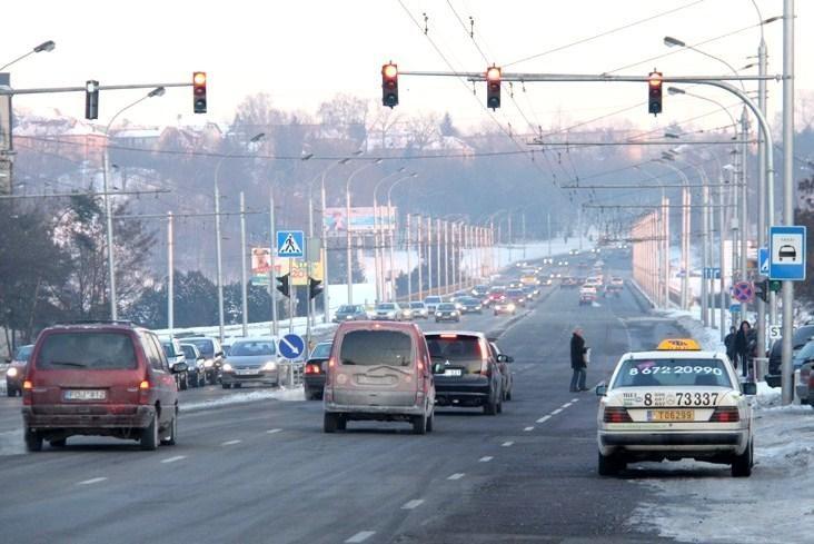 Oro tarša miestuose normas viršija iki dviejų kartų