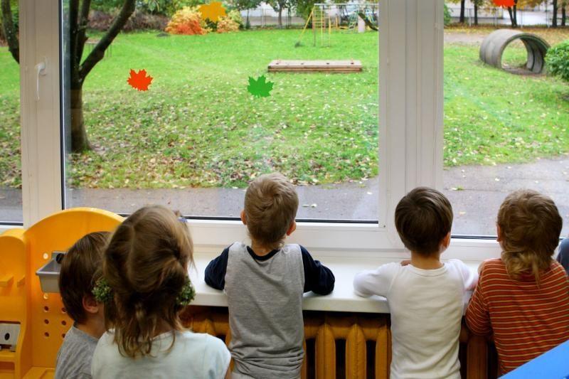 Vietos darželyje laukiantiems tėvams – įtampa ir papildomos išlaidos