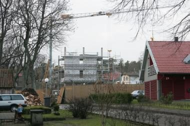 Apskritis ruošiasi perduoti statybų kontrolę