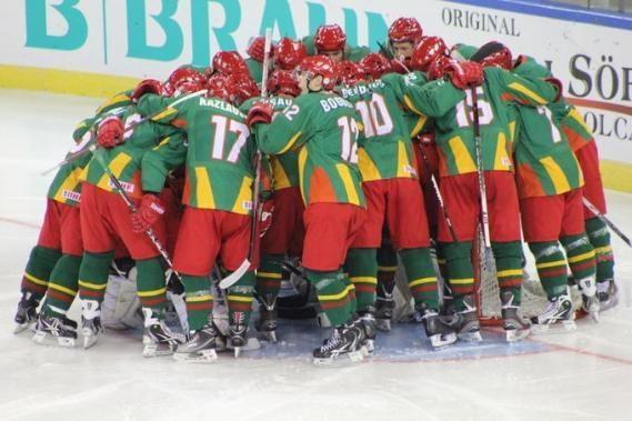 Ledo ritulio rinktinė dėl pinigų stygiaus nedalyvaus turnyre Lenkijoje