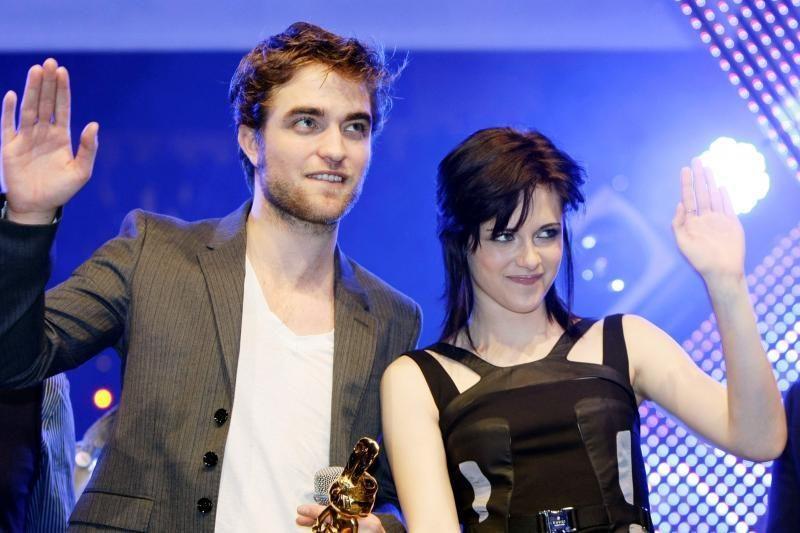 Robertas Pattinsonas išrinktas stilingiausiu pasaulio vyru