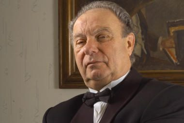 Mirė dirigentas V.Viržonis