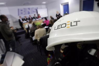 """""""Leo LT"""" naujos AE statybai skolinsis 11 mlrd. litų"""