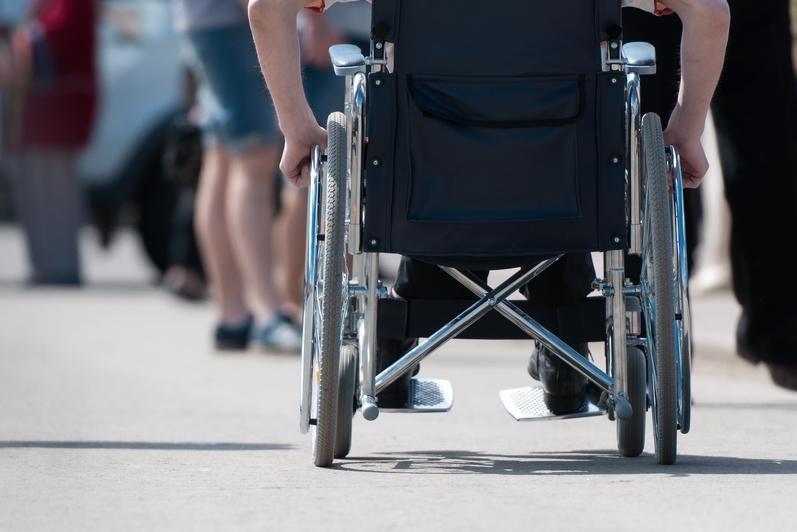 Tyrimas: tik ketvirtadalis aukštųjų mokyklų pritaikytos neįgaliesiems
