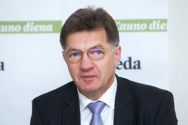 A.Butkevičius: susisiekimo ministras neišmano įstatymų?