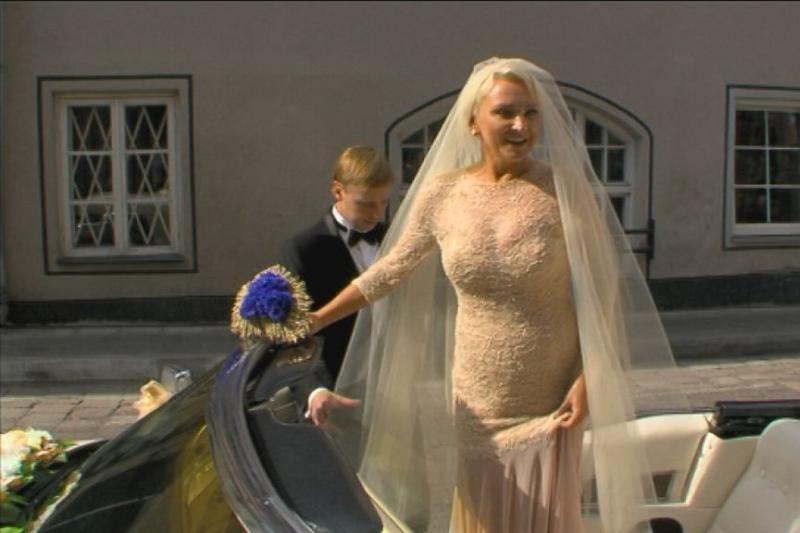 I.Norkutė savo vestuves apsaugojo nuo visų įmanomų nelaimių