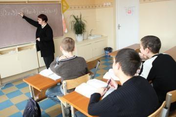 Susirūpino mokytojo profesijos prestižu