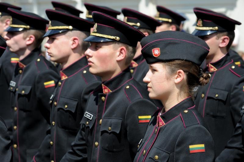 Sugrįžę kariūnai paguldyti į neįvardintą Kauno ligoninę