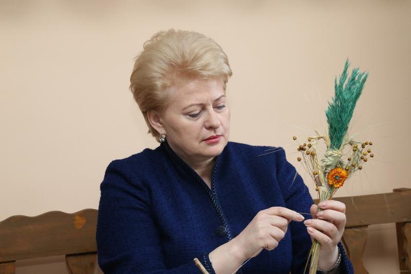 Šalies vadovai šv. Velykų proga linki tikėjimo Lietuva ir savimi