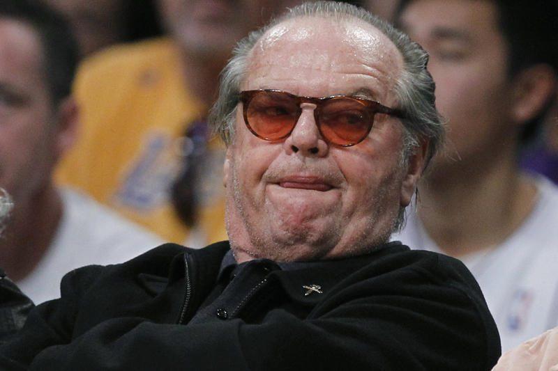 J.Nicholsono jubiliejaus proga skelbiamos nematytos jo nuotraukos